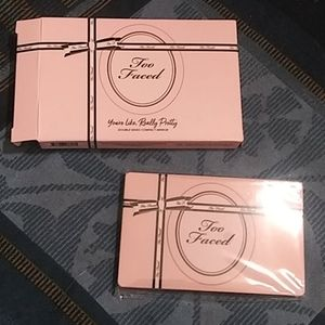 TOO FACED YOU'RE LIKE, REALLY PRETTY DOUBLE SIDED